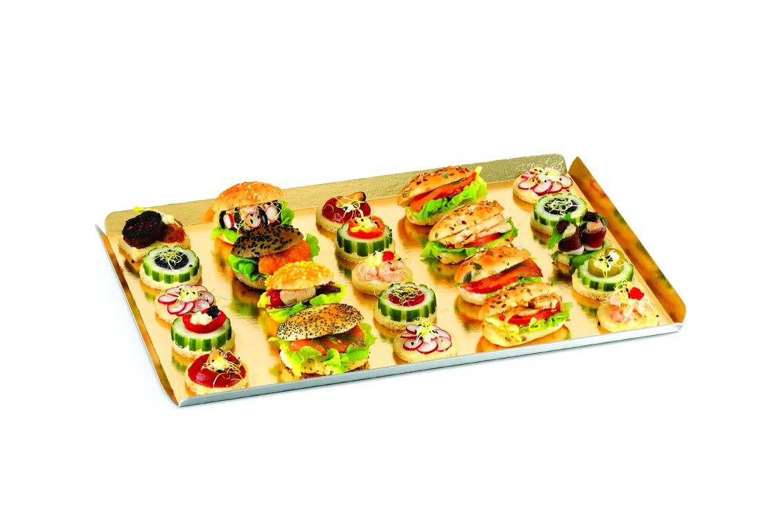 Plateaux Rectangles lunchs